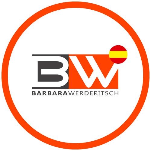Boton home Barbara Werderitsch castellano